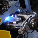 Laser Weld - Exhaust
